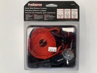 Prosource Crank Straps 1359264